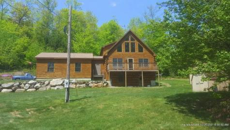 47 Horseshoe Pond Road Chesterville ME 04938