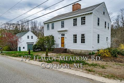 177 Flaggy Meadow Road Gorham ME 04038