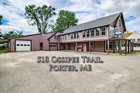 518 Ossipee Trail Porter ME 04068