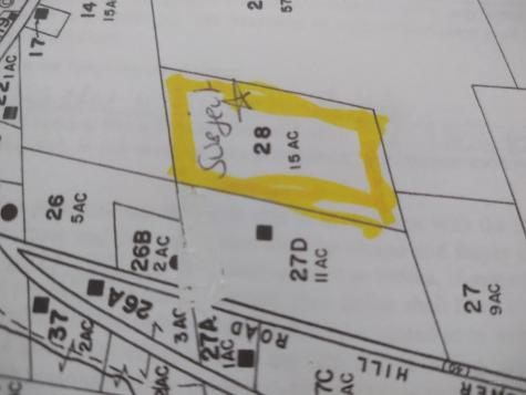Lot 28 Scribner Hill Road Otisfield ME 04270