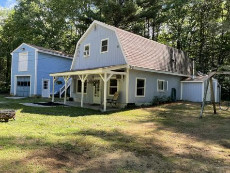 42 Cobble Hill Road New Gloucester ME 04260