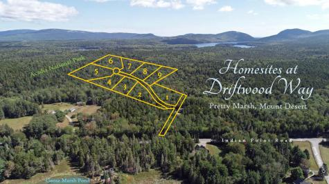 Lot 8 Driftwood Way Mount Desert ME 04660